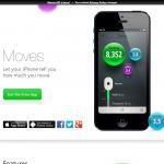 Moves, l'appli qui va remplacer votre tracker