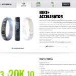 Les pépites de Nike+ Accelerator
