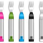 Hapiforks, la fourchette qui vous aide à mieux manger