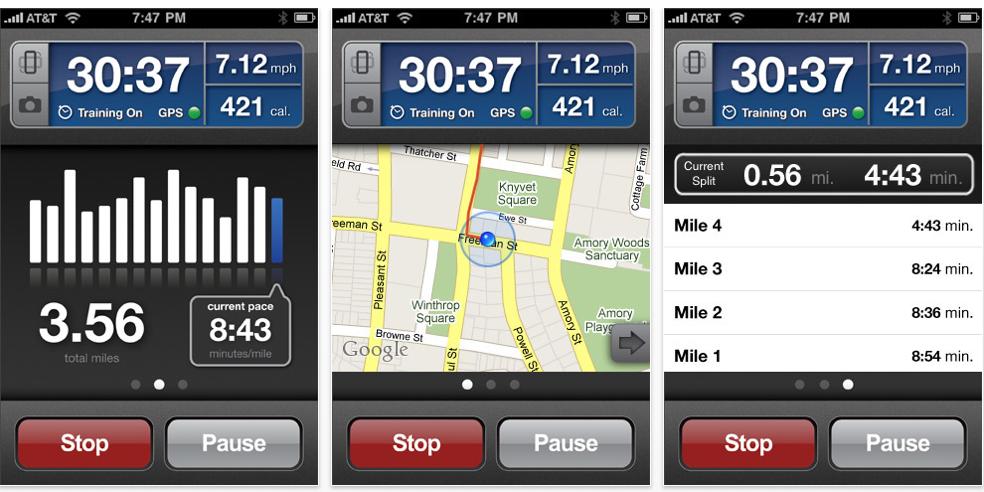L'interface est bien pensée et vous donne accès à toutes les infos nécessaires d'un seul regard.