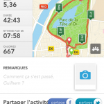 RunKeeper : l'appli de tracking iPhone et Androïd pour vos sorties running