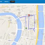 Test : MapMyRun, appli de tracking de course et autres activités sportives