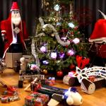 Merry Xmas de la part de Autonomous Systems Lab