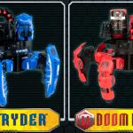 Des robots guerriers à six pattes baptisés Attacknids