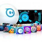 La Sphero 2.0 d'Orbotix, une balle robotique, connectée et surtout, télécommandée !