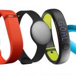 Le grand comparatif des bracelets connectés – TuttiQuanti – Mars 2014