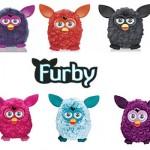 Furby, la peluche interactive et connectée de Hasbro