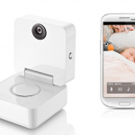 Smart Baby Monitor, le babyphone connecté par Withings