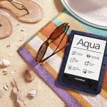 PocketBook Aqua : la liseuse connectée qui va dans l'eau !