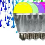 Colorer son quotidien avec les ampoules LED connectées Digital Native