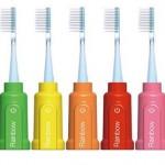 Rainbow, la brosse à dents connectée destinée aux enfants !