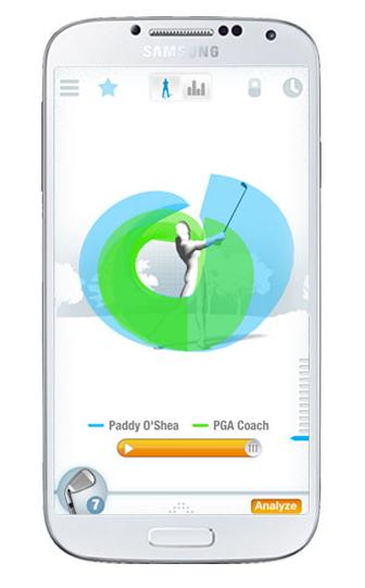 GolfSense 3D