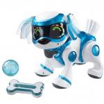 Le chien-robot Teksta : un jouet qui fait animal de compagnie