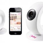 Gardez un oeil sur les nuits de bébé grâce au iBaby Monitor M2 d'iHealth