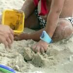 Au Brésil, Nivea vous aide à garder un oeil sur vos enfants grâce à un bracelet tracker