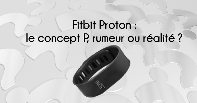 Fitbit Proton