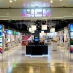 Lick : les 1ers magasins d'objets connectés ouvrent leurs portes
