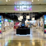 Premiers magasins Lick