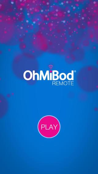 Télécommande appli OhMiBod Remote